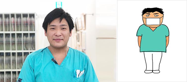 歯科医師 土沢 太輝